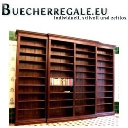 b cherregale massivholz nach ma einrichtungsgegenst nde m bel. Black Bedroom Furniture Sets. Home Design Ideas